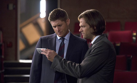 What The??? - Supernatural Season 10 Episode 5