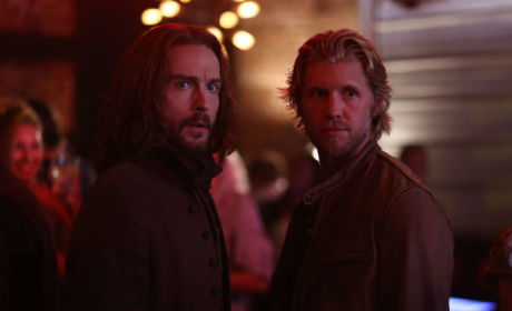 Sleepy Hollow Set Scoop: Matt Barr on Hawley's Backstory, Being A Target of New Villain