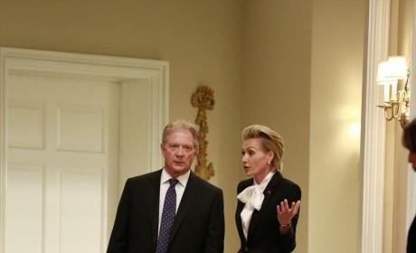 Cyrus And Liz Talk - Scandal Season 4 Episode 8