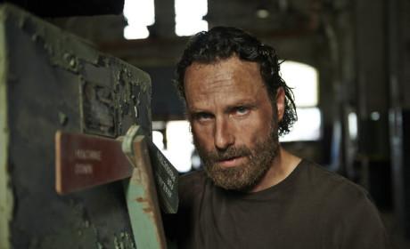 Rick Grimes Snapshot - The Walking Dead