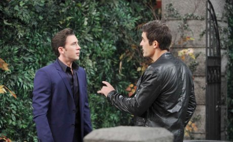 Chad and Rafe - Days of Our Lives