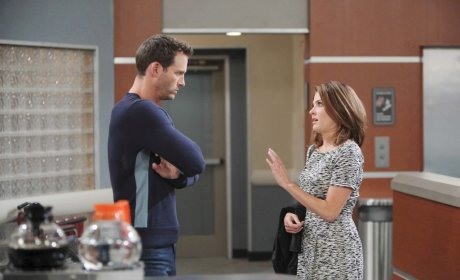 Choose the best line from this week's Days of Our Lives.