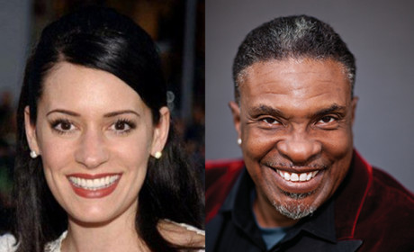 Paget Brewster and Keith David Join Community Season 6 as Series Regulars