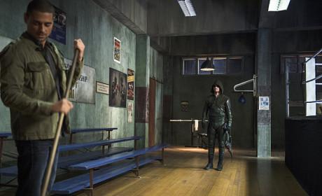 The Long Haul - Arrow Season 3 Episode 6