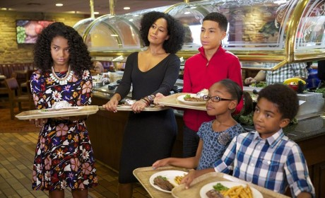 Black-ish Season 1 Episode 7 Review: The Gift of Hunger