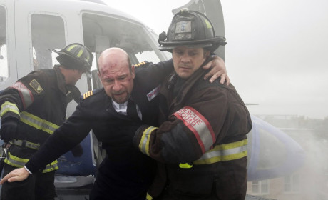 Saving the Pilot - Chicago Fire Season 3 Episode 8