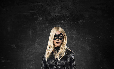 Arrow First Look: Katie Cassidy as Black Canary!