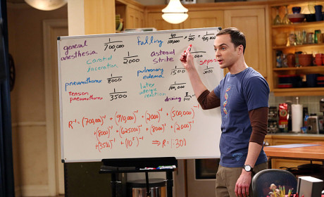 The Big Bang Theory: Watch Season 8 Episode 9 Online