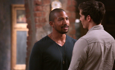 The Originals Scoop: Charles Michael Davis Talks Marcel WWI Flashbacks, New Romance On Horizon?