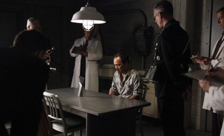 Whitehall and the Obelisk - Agents of S.H.I.E.L.D. Season 2 Episode 8