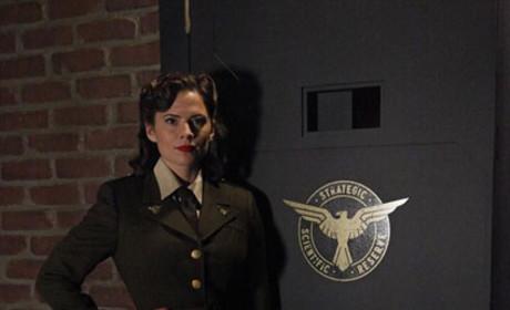 Peggy Carter of the SSR - Agents of S.H.I.E.L.D. Season 2 Episode 8