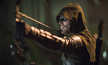 Drawing Back - Arrow Season 3 Episode 7