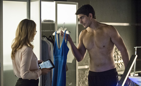 Wear This - Arrow Season 3 Episode 7