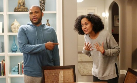 Black-ish Season 1 Episode 8 Review: Oedipal Triangle