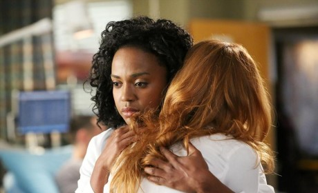 Grey's Anatomy Winter Finale Photos: Tough Times