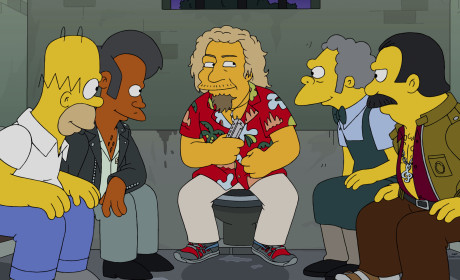 The Simpsons Season 26 Episode 8 Review: Covercraft