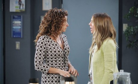 Vote for your favorite snarky line from Anne Milbauer on Days of Our Lives