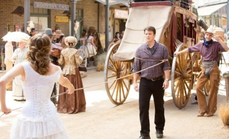 Castle Season 7 Episode 7 Review: Once Upon A Time in the West