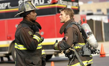 Casey confronts Boden - Chicago Fire Season 3 Episode 9