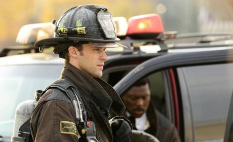 Casey contemplates what to do - Chicago Fire Season 3 Episode 9