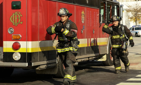 Severide Arrives - Chicago Fire Season 3 Episode 9