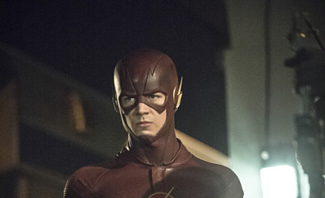 Barry Allen is The Flash - Arrow