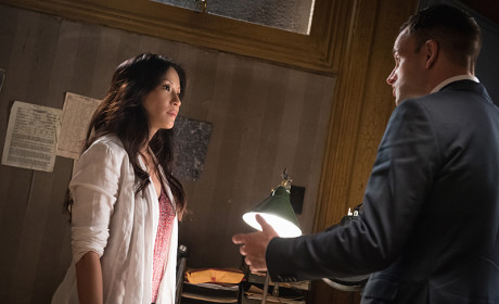 Elementary Season 3 Episode 6 Review: Terra Pericolosa