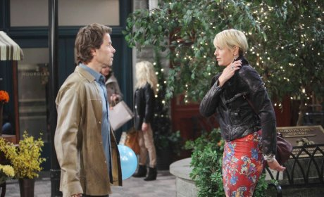 Things Get Awkward - Days of Our Lives