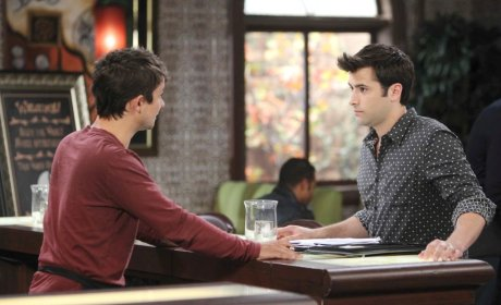 Sonny Gets a Shock - Days of Our Lives