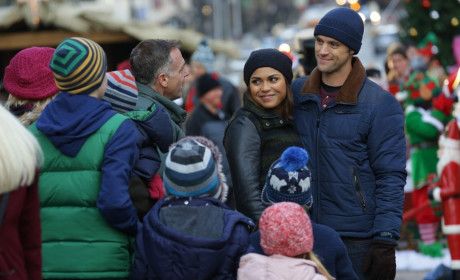 Dawsey for the holidays - Chicago Fire Season 3 Episode 10