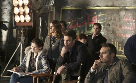 Castle Season 7 Episode 9 Promo: Cheesy or Amazing?