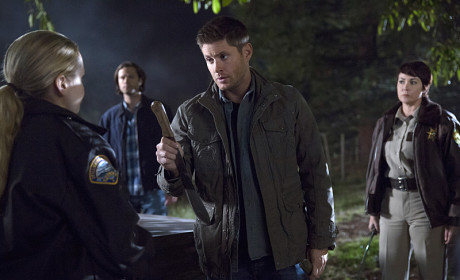 Handle with Care - Supernatural