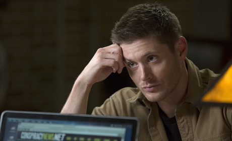 Thinking Man - Supernatural Season 10 Episode 8