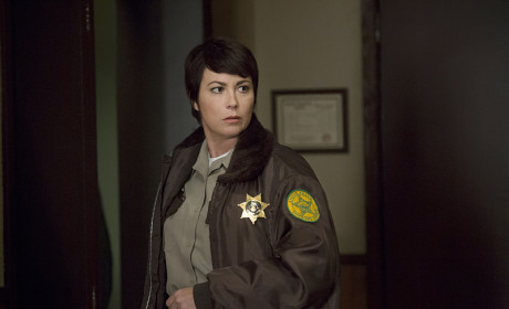 Doing her Job - Supernatural Season 10 Episode 8