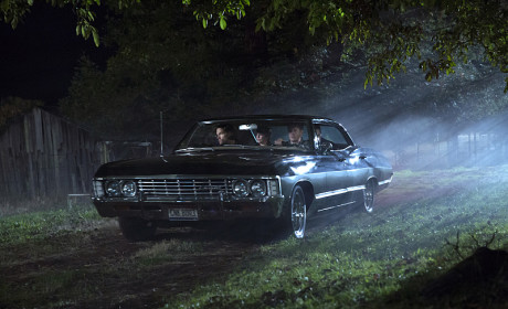 Impala Time - Supernatural Season 10 Episode 8