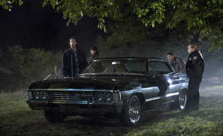At the Clearing - Supernatural Season 10 Episode 8