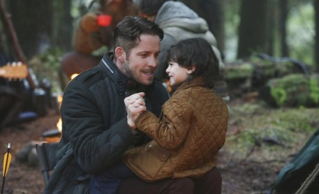 Little Roland - Once Upon a Time Season 4 Episode 10