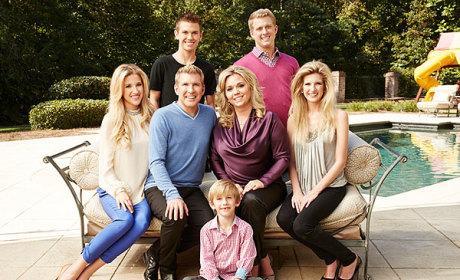 Chrisley Knows Best Season 2 Cast Pic