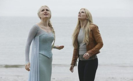 Once Upon a Time Season 4 Episode 10 Review: Fall