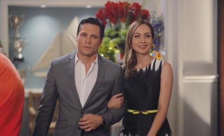 Jack and Agent Taylor - Revenge Season 4 Episode 10