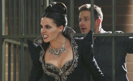 Regina Redeemed - Once Upon a Time Season 4 Episode 11