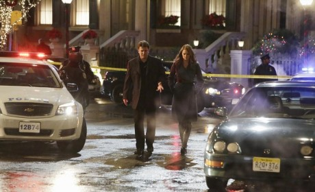 Holiday Plans - Castle Season 7 Episode 10