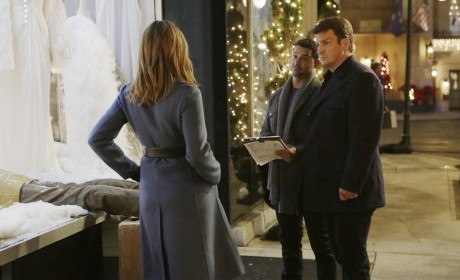 Advice for Espo - Castle Season 7 Episode 10
