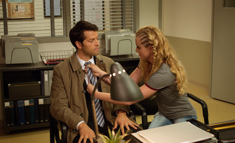 Supernatural Photo Gallery: Castiel's Burden