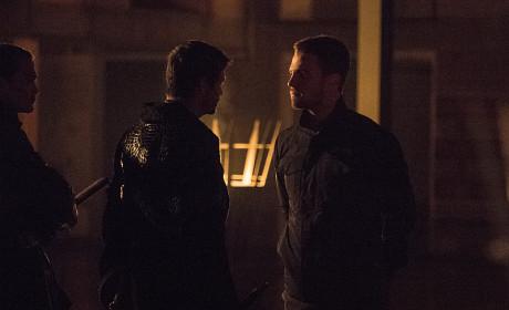 Fireside Chat - Arrow Season 3 Episode 9