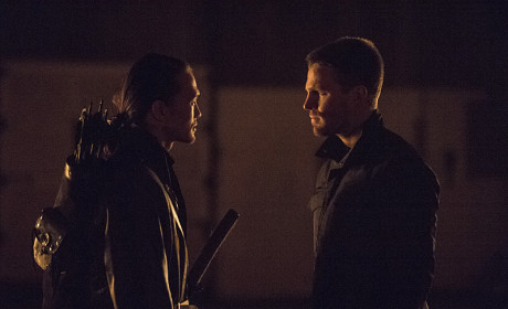 Darkness - Arrow Season 3 Episode 9