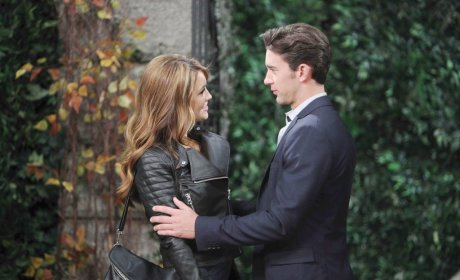Jordan and Chad - Days of Our Lives