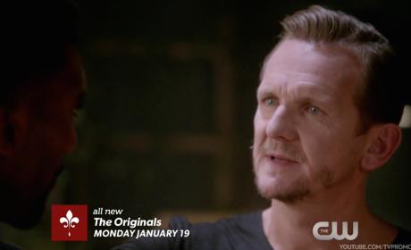Mikael on The Originals