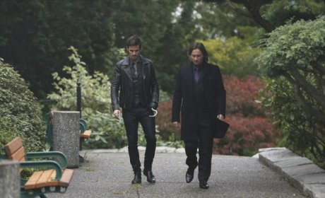 Once Upon a Time Season 4 Episode 12 Review: Heroes and Villains