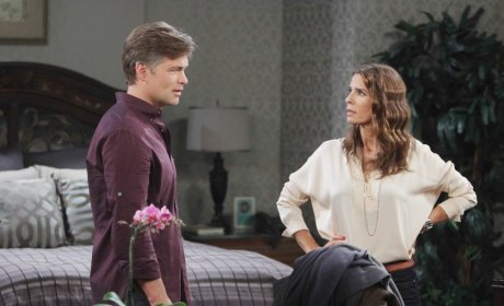 Hope Gets Upsetting News - Days of Our Lives